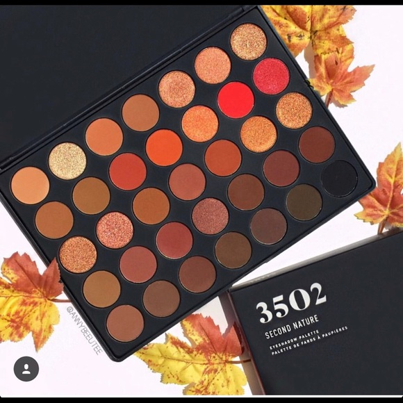 Morphe Other - Morphe 35O2 Second Nature Palette